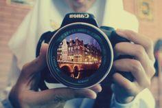 Reflexões que não levam a lugar nenhum... : Fotografia