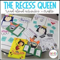 The Recess Queen Back to School Read Aloud