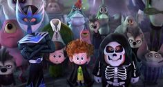 Hotel Transylvania 2 - Going Back to School Watch Hotel Transylvania, Going Back To School, New Adventures, Hd 1080p, Scary, Creatures, Movies, Fictional Characters, Comedy