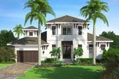 Nice Edgewater Model By Weber Design Group | West Indies Home Plan Amazing Pictures