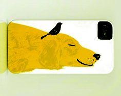 Carcasa Golden Retriever para tu iphone4, 4s o iphone 5. Encuéntrala en www.viloop.com