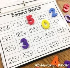 Number sense activities and subitizing. Could make a packet for math centers and have them work on packets in groups or individually. Number Sense Activities, Kindergarten Math Activities, Numbers Kindergarten, Math Numbers, Preschool Math, Math Resources, Teaching Math, Subitizing Activities, Numeracy