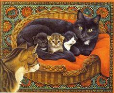 Artist Lesley Anne Ivory