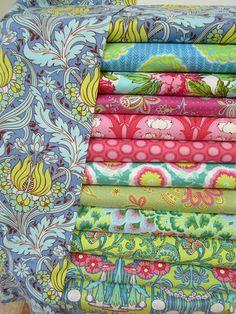 Amy Butler Rowan Fabric Soul Blossoms