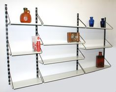 75 x 150 x 20 cm. More info and images › Japanese Sliding Doors, System Furniture, Shelving Systems, Shelves, Interior, Wall, Home Decor, Shelving, Decoration Home