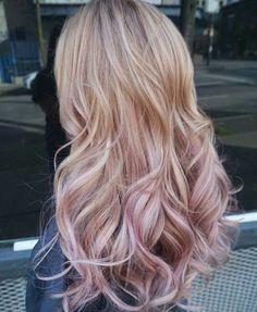 PRETTTY HAIR ROSE GOLD