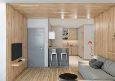 Apartment in Kiev by Andrew Skliarov