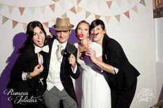Photocall en la Boda de  Anna & Ramón Fotografía Senchermes. Bodas Romeos y Julietas Wedding Planner. www.romeosyjulietas.es