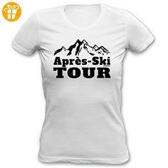 Schi Fun Girlie Shirt - Apres-Ski TOUR - perfektes Ski-Outfit (*Partner-Link)