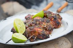 Bertus Basson and Justin Bonella spicy chicken wings Spicy Wings, Chicken Wings Spicy, Bbq Wings, Chicken Skewers, Tandoori Chicken, Perfect Chicken, Perfect Food, South African Recipes, Ethnic Recipes