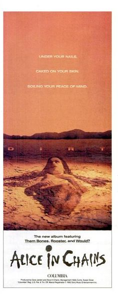 """Alice In Chains, """"Dirt"""" [1992] 