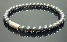 Magnetic #hematite #healing arthritis pain  #bracelet,  View more on the LINK: http://www.zeppy.io/product/gb/2/282098971272/