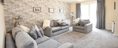 Urban Union is delighted to bring 102 spacious new homes in the first phase of its residential development, Muirton Living, Perth Perth, Glasgow, New Homes, Couch, Urban, Furniture, Home Decor, Homemade Home Decor, Sofa