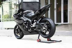 MOGE Yamaha R6 2013 Black Edition