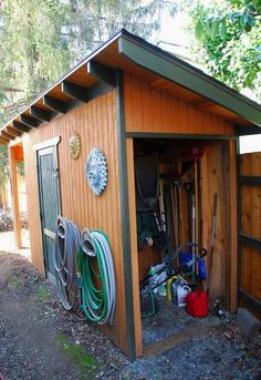 Storage Shed Plans - CLICK THE PIC for Lots of Shed Ideas. #backyardshed #sheddesigns