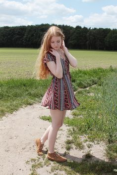 Hippie Festival Sommer Outfit