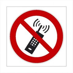 Download Free No Cellphone Printable Sign Template   Classroom ...