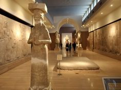 ISIS destroys ancient artifacts in Iraq as a cover for an even more sinister activity - BUSINESS INSIDER #ISIS, #Iraq, #World