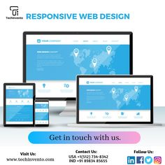 TechInvento IT Services-Top Web, Software & Digital Marketing Company Ios Application Development, App Development, Ruby On Rails, Responsive Web Design, Search Engine Optimization, Ecommerce, The Help, Digital Marketing, Java