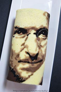 Steve Jobs cake