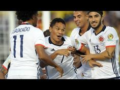 Colombian Commentators Goal/Gol Call Lasts 37 Seconds! I Colombia 1-0 USA