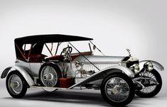 Rolls Royce Silver Ghost 小瑞堂親座車,勞斯萊斯銀魅