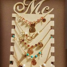 Room Organization, Jewelry Organization, Arrow Necklace, Gold Necklace, Jewellery Display, Fashion Accessories, Booth Displays, Support, Boutiques