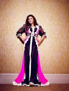 ExceptionnElles added 178 new photos to the album: Caftan. Morrocan Dress, Moroccan Caftan, Kaftan Abaya, Caftan Dress, Arab Fashion, Girl Fashion, Style Caftan, Kaftan Designs, Different Dresses