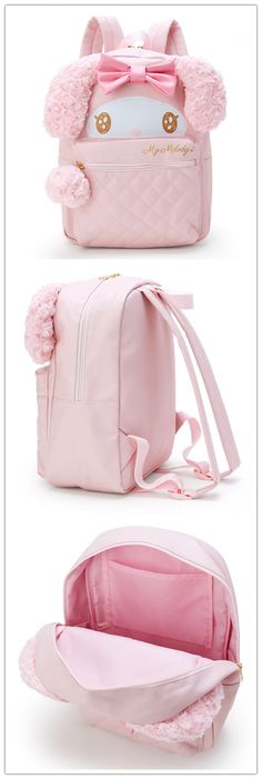 My Melody Backpack. If you wanna buy, contact: info@route19-store.com