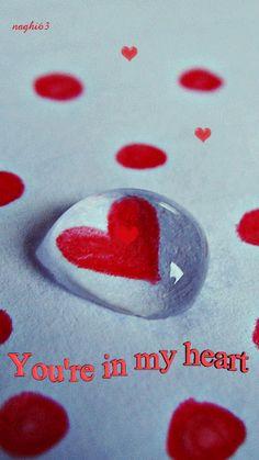 Decent Image Scraps: You're in my heart