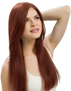LOVE THE COLOR! Irresistible Me Remy Hair Extensions
