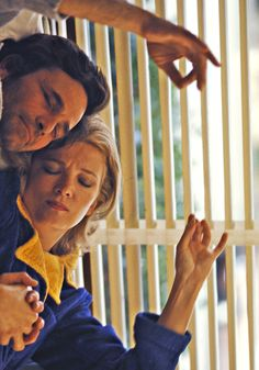"""Peter Falk and Geena Rolands in """"A Woman Under the Influence"""" (John Cassavetes, 1974)"""