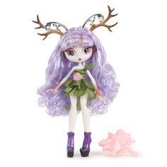 Novi Stars Doe a Deer Doll Super Novas Fuzzy Feel Comes With Brush for sale Character Concept, Character Design, Novi Stars, Star Photography, Doll Repaint, Monster High Dolls, Collector Dolls, Ooak Dolls, Doll Toys