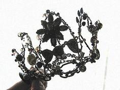 Sunlight Shadows crown by AllThingsPretty on Etsy, $235.00