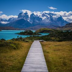 Torres del Paine, Chile. | 26 Breathtaking Places In Latin America You Should Visit This Year