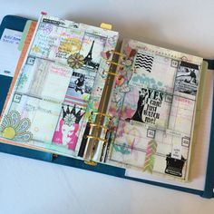 My Artful Planner Page Layouts Planner Pages, Life Planner, Planner Ideas, Page Layout, Layouts, Filofax, Digital Scrapbooking, Planners, Doodles