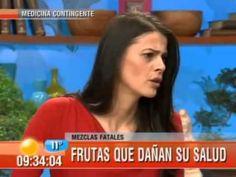 Cuidado con la mezcla de frutas. Mauricio Esteban - Higienismo Youtube, Coaching, Videos, Health, Food, Medicine, Beetroot, Healthy Life, Healthy Eating