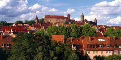 Die Kaiserburg Nürnberg! Nürnbergs Wahrzeichen und ein absolutes Muss, wenn man in Nürnberg zu Gast ist.