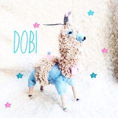 Plush Llama - Ooak Alpaca - Plush Gift - Cute Plush - Llama Doll - Stuffed Alpaca - Plush Alpaca - Stuffed Llama by dodobob on Etsy https://www.etsy.com/listing/262230059/plush-llama-ooak-alpaca-plush-gift-cute