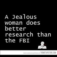 Jealous or curious ;)
