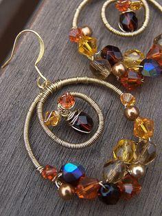 Like a Light Bulb: Bronze Spirals