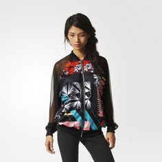 Soccer Track Jacket - Black  Want want want want!!