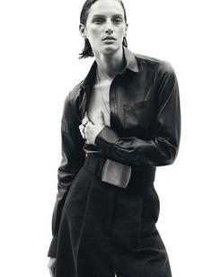 Vogue Paris - La fievre Grunge - Mert Alas and Marcus Piggott