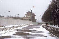 1979 Berlin - Geteilte Stadt. Brandenburger Tor