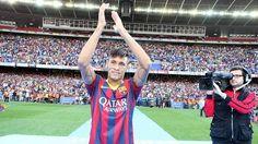 Neymar Jr. #FCBarcelona #Neymar #11 presentation