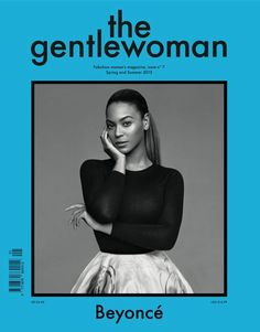 B keeping it real. Flattering Photo Of Beyoncé Lands On Indie Magazine Cover