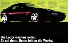 https://flic.kr/p/ckAbcU | Porsche 928 (1993) GTS ohne Worte | Die Leute werden reden. Es sei denn, ihnen fehlen die Worte. Nutzen Sie doch die eintretende Stille zu einem kleinen sporthistorischen Monolog über den Gran Turismo. Heute eher wahllos verteilt, kennzeichnete dieses Prädikat früher eine eigenständige Automobilklasse: schnell, komfortabel und nur in begrenzter Stückzahl gebaut. Es genügt also keineswegs, eine Familienkutsche mit einem starken Motor auszurüsten, um aus ihr einen…