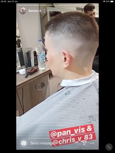 Clipper Cut, High And Tight, Bald Fade, Cool Haircuts, Barber Shop, Shaving, Short Hair Styles, How To Look Better, Hair Cuts