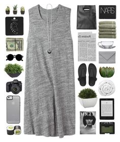 U can never have too many PLANTS by emmas-fashion-diary on Polyvore featuring Thakoon Addition, FitFlop, Monki, Ann Demeulemeester, Topshop, Lagos, Retrò, NARS Cosmetics, Crate and Barrel and Brinkhaus