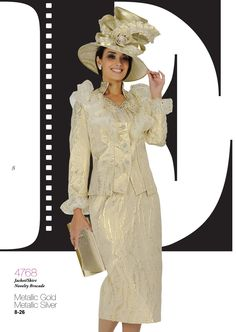 Women's Church Suits, Church Suits Call Us for Details TOLL FREE: (866) 866-8282